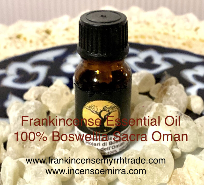 INCENSE ESSENTIAL OIL OMAN, FRANKINCENSE ESSENTIAL OIL OF ALHOJARI BOSWELLIA SACRA OMAN DHOFAR SALALAH.